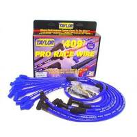 Taylor Cable Products - Taylor 409 Pro Race Ignition Wire Set - Race Fit(Blue) - Image 4