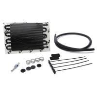 "Engine Components - TCI Automotive - TCI Performance Transmission Cooler - 3/4"" x 5"" x 12"""