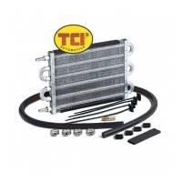 "Engine Components - TCI Automotive - TCI Performance Transmission Cooler - 3/4"" x 7-1/2"" x 15-1/2"""