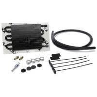"Engine Components - TCI Automotive - TCI Performance Transmission Cooler - 3/4"" x 10"" x 15-1/2"""