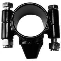 "Chassis Components - UB Machine - UB Machine Clamp-On Ballast Bracket - Fits 1-1/4"" Round Tubing - 1/2"" Thread"