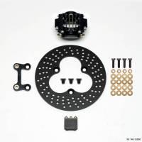 "Wilwood Engineering - Wilwood Sprint Car LF Brake Kit - 11"" Aluminum Rotor - Image 3"