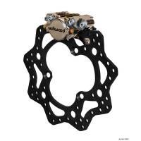 """Wilwood Engineering - Wilwood Sprint Car LF Brake Kit - 11"""" Steel Rotor - Image 2"""