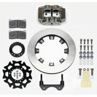 "Brake Systems - Sprint Car Brake Kits - Wilwood Engineering - Wilwood Rear Inboard Sprint Kit w/11.75"" Rotor"