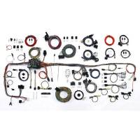 Wiring Harnesses - NEW - Full Wiring Harness - Application Specific - NEW - American Autowire - American Autowire 83-87 GM Pickup Wiring Harness