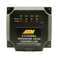 Air & Fuel System - AEM Electronics - AEM 4 Channel Wideband UEGO Controller