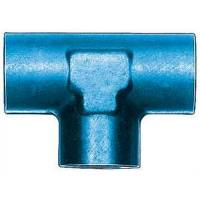 Fittings and Plugs - NEW - AN-NPT Fittings and Components - NEW - Aeroquip - Aeroquip Female Pipe Tee