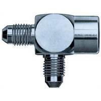 Brake Fittings, Lines and Hoses - Tee Brake Adapters - Aeroquip - Aeroquip Female Pipe #3 Flare - Bulk
