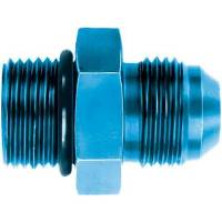 Fittings and Plugs - NEW - AN-NPT Fittings and Components - NEW - Aeroquip - Aeroquip Aluminum O-Ring Boss To Male 37 Degree - Bulk