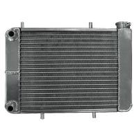 Cooling & Heating - NEW PRODUCTS - Radiators - NEW - AFCO Racing Products - AFCO Radiator Double Pass Drag Race Power Adder