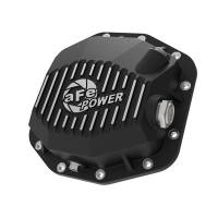 Drivetrain Components - aFe Power - aFe Power Rear Differential Cover Black