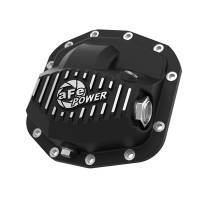 Drivetrain Components - aFe Power - aFe Power Front Differential Cover Black