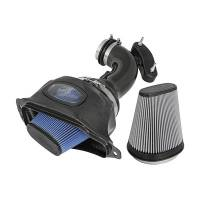 Air & Fuel System - aFe Power - aFe Power Air Intake System 14- Corvette 6.2L Carbon