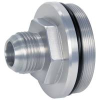 Fittings and Plugs - NEW - AN-NPT Fittings and Components - NEW - Allstar Performance - Allstar Performance Oil Filter End Cap -12 AN