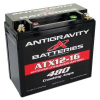 Antigravity Batteries - Antigravity Batteries Lithium Battery 480CCA 12Volt 3 lb. 16 Cell