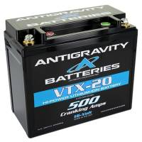Antigravity Batteries - Antigravity Batteries Lithium Battery 500CCA 16Volt 4.5 lb. 20 Cell