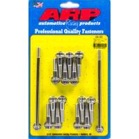Engine Hardware and Fasteners - Oil Pan Bolt Kits - ARP - ARP Oil Pan Bolt Kit - GM LT1 6.2L 12-Point Stainless Steel