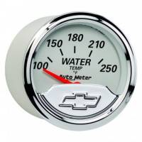 Analog Gauges - Water Temperature Gauges - Auto Meter - Auto Meter 2-1/16 Gauge Water Temp 250F Chevrolet
