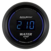 Digital Gauges - Digital Water Temperature Gauges - Auto Meter - Auto Meter 2-1/16 Water Temp Gauge 0-300F Digital