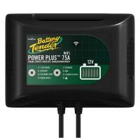 Battery Tender - Battery Tender Power Plus 75A Booster/ Battery Charger w/Wi-Fi