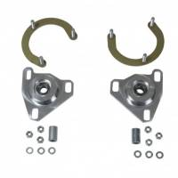 BBK Performance - BBK Adjustable Caster-Camber Plate Kit 15-17 Mustang Front