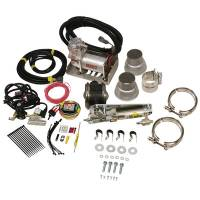 "Exhaust System - Exhaust Brakes and Components - BD Diesel - BD Diesel Exhaust Brake Universal 3"" w/Air Compressor"