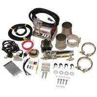"Exhaust System - Exhaust Brakes and Components - BD Diesel - BD Diesel Exhaust Brake Universal 4"" w/ Air Compressor"