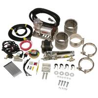 "Exhaust System - Exhaust Brakes and Components - BD Diesel - BD Diesel Exhaust Brake Universal 5"" w/ Air Compressor"