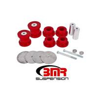 BMR Suspension - BMR Suspension 16- Camaro Bushing Kit Rear Cradle Poly
