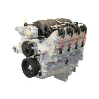 Engine Components - BluePrint Engines - Blueprint Engines Crate Engine - GM LS 376 EFI 530HP Dressed Model