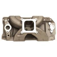 Air & Fuel System - BRODIX - BRODIX BB Chevy High Velocity Intake Manifold - 4150 Flange