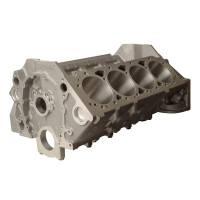 Engines, Blocks and Components - Engine Blocks - BRODIX - BRODIX SB Chevy Cast Iron Block 4.000 Bore 350 Mains