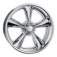 "Wheels and Tire Accessories - Billet Specialties - Billet Specialties Mag Wheel 18x9 5x5 4"" Back Spacing"