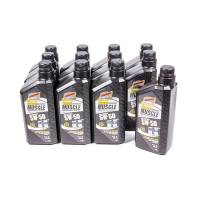 Oil, Fluids & Chemicals - Champion Brands - Champion Modern Muscle 5w50 Oil Case 12x1 Quart Full Syn.