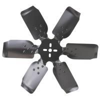 """Mechanical Cooling Fans - Steel Cooling Fans - Derale Performance - Derale 19"""" Rigid Race Fan (Steel Blade-Reverse Rot.)"""