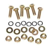 Hardware and Fasteners - DMI - DMI Bolt Kit for 6-Rib Bell To Tube