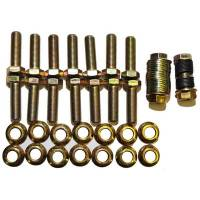 Hardware and Fasteners - DMI - DMI Bolt Kit for 8-Rib Bell To Tube