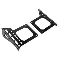 Body & Exterior - Dee Zee - Dee Zee 07-18 Jeep JK Light Bracket