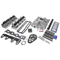 Engine Kits and Rotating Assemblies - Engine Top End Kits - Edelbrock - Edelbrock BB Ford FE Power Package Top End Kit