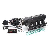 Fuel Injection Systems and Components - Electronic - Fuel Injection Systems - Edelbrock - Edelbrock Pro-Flo 4 XT EFI Kit GM LS Gen III/IV 550 HP