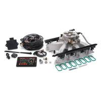 Fuel Injection Systems and Components - Electronic - Fuel Injection Systems - Edelbrock - Edelbrock Pro-Flo 4 EFI Kit GM LS Gen IV 675 HP