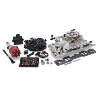 Fuel Injection Systems and Components - Electronic - Fuel Injection Systems - Edelbrock - Edelbrock Pro-Flo 4 EFI Kit SB Chevy Vortec 550 HP