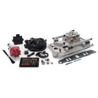 Fuel Injection Systems and Components - Electronic - Fuel Injection Systems - Edelbrock - Edelbrock Pro-Flo 4 EFI Kit Pont. 326-455 550 HP