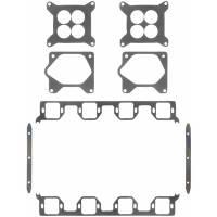 Intake Manifold Gaskets - Intake Manifold Gaskets - BB Chrysler - Fel-Pro Performance Gaskets - Fel-Pro Intake Manifold Gasket Set