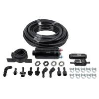 Air & Fuel System - Fitech Fuel Injection - FiTech Master Fuel Delivery Kit Inline Frame Mount