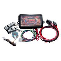 Mobile Electronics - Keyless Ignition Systems - Flaming River - Flaming River Programmable Keyless Ignition Dash Mount