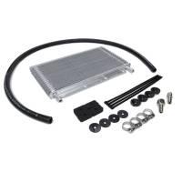 """Engine Components - Flex-A-Lite - Flex-A-Lite Transmission Oil Cooler 17 Row 3/8"""" Barb"""
