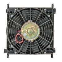 """Engine Components - Flex-A-Lite - Flex-A-Lite Engine Oil Cooler 32 Row 7/8-14 10"""" Fan"""