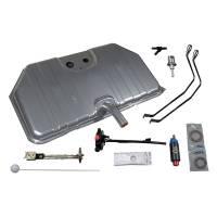 Fuel Cells, Tanks and Components - Fuel Tanks - FST Carburetors - FST Hyperfuel EFI Tank & Pump System GM 69 F-Body