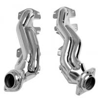 Shorty Headers - Ford Modular V8 Shorty Headers - Gibson Performance Exhaust - Gibson Performance Header Ceramic Coated
